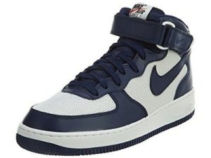 Nike Men's Air Force 1 Mid Basketball Shoes