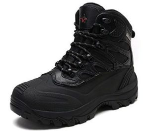 arctiv8 Men's Nortiv8 161202-M Insulated Waterproof Work Snow Boots