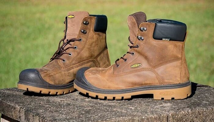 KEEN Utility Men's Pittsburgh Steel Toe Work Boots Review